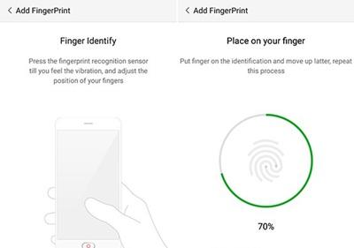 Cara Mengaktifkan Sensor Fingerprint 6 - Cara Mengaktifkan Fingerprint untuk Amankan Aplikasi dan File Penting