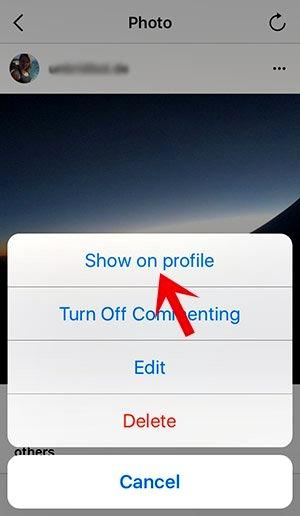 Cara Menyembunyikan Foto Instagram Tanpa Menghapusnya 4 - Cara Menyembunyikan Foto Instagram Tanpa Menghapusnya