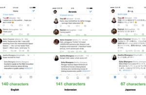 Jumlah Karakter Twitter 300x196 - Twitter Akhirnya Tingkatkan Batas Karakter Ngetweet