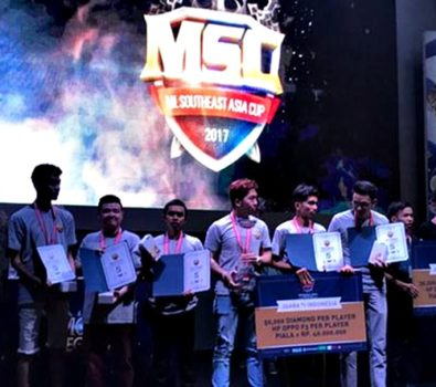 Mobile Legends South East Asia Cup MSC 2017 395x350 - Ini Alasan Tim Mobile Legends Indonesia Kalah di Asia Tenggara