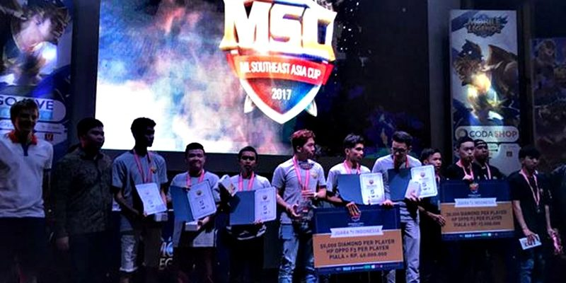 Mobile Legends South East Asia Cup MSC 2017 800x400 - Ini Alasan Tim Mobile Legends Indonesia Kalah di Asia Tenggara