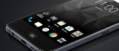 BlackBerry Motion 1 395x170 - Ini Penampakan Smartphone Android BlackBerry Motion
