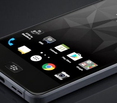 BlackBerry Motion 1 395x350 - Ini Penampakan Smartphone Android BlackBerry Motion