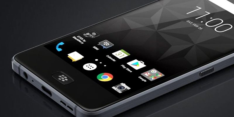 BlackBerry Motion 1 800x400 - Ini Penampakan Smartphone Android BlackBerry Motion