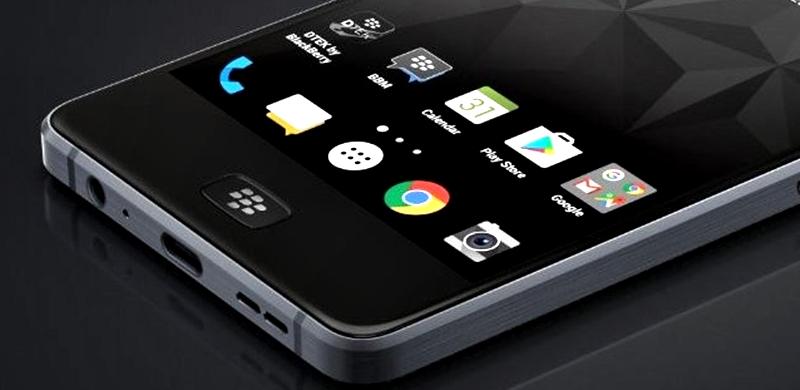 BlackBerry Motion Sidik Jari - Harga BlackBerry Motion, BB Android Pertama dengan Spesifikasi Tahan Air