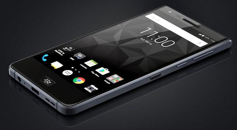 BlackBerry Motion - Ini Penampakan Smartphone Android BlackBerry Motion