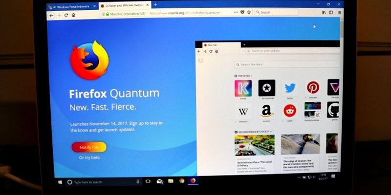 Firefox Quantum 800x400 - Mozilla Hadirkan Browser Versi Terbaru Bernama Firefox Quantum