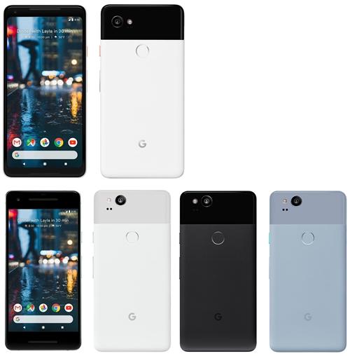 Google Pixel 2 dan Pixel 2 XL 2 - Ini Penampakan Google Pixel 2 dan Pixel 2 XL, dengan Bezel yang Lebih Kecil