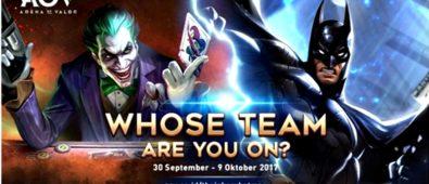 Joker di Arena of Valor 395x170 - Joker di Arena of Valor Bisa Didapatkan Secara Gratis, Ini Caranya