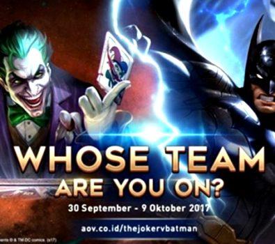 Joker di Arena of Valor 395x350 - Joker di Arena of Valor Bisa Didapatkan Secara Gratis, Ini Caranya