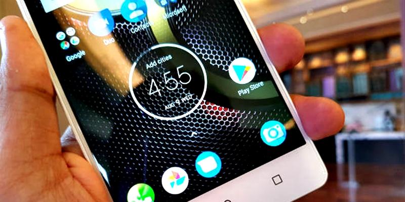 Lenovo K8, K8 Plus, dan K8 Note Terima Update OS Android 8.0 Oreo