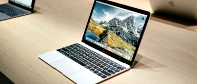 MacBook Apple 395x170 - MacBook Terbaru Apple Akan Menggunakan Prosesor iPhone?