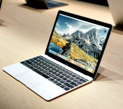 MacBook Apple 395x350 - MacBook Terbaru Apple Akan Menggunakan Prosesor iPhone?
