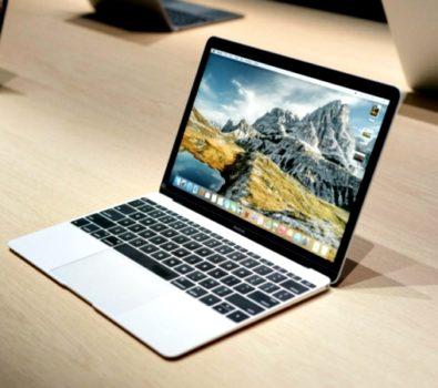 MacBook Apple 395x350 - MacBook Terbaru Apple Akan Menggunakan Prosesor iPhone?