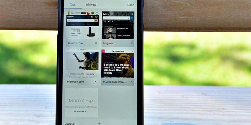 Microsoft Edge di IOS dan Android 800x400 - Microsoft Edge Hadir di iOS dan Android