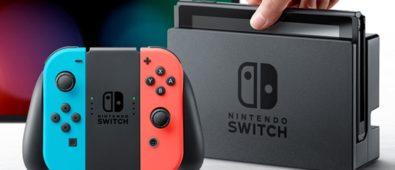 Nitendo Switch 395x170 - Sempat Alami Kegagalan, Nintendo Switch Kini Laris Manis di Pasaran