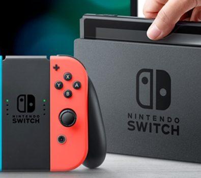 Nitendo Switch 395x350 - Sempat Alami Kegagalan, Nintendo Switch Kini Laris Manis di Pasaran