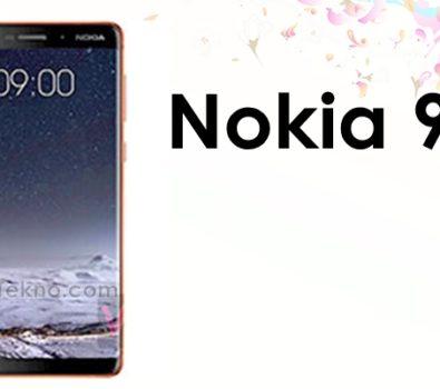 Nokia 9 395x350 - Harga Nokia 9, Smartphone Android Nokia Berspesifikasi Tahan Air