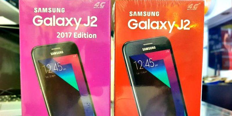 Samsung Galaxy J2 2017 800x400 - Samsung Galaxy J2 (2017) Diluncurkan, Mengusung RAM 1 GB dan Layar 4,7 inci
