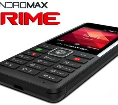Smartfren Andromax Prime 1 395x350 - Harga Smartfren Andromax Prime, Feature Phone 350 Ribuan Jaringan 4G LTE