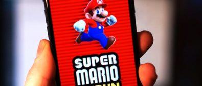 Super Mario Run Mobile 1 395x170 - Nintendo Rilis Game Super Mario Run Versi Mobile