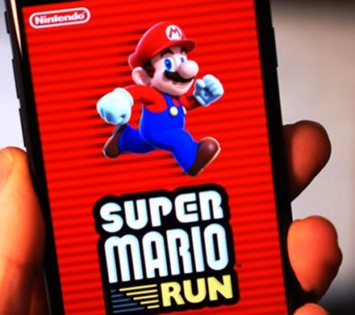 Super Mario Run Mobile 1 395x350 - Nintendo Rilis Game Super Mario Run Versi Mobile