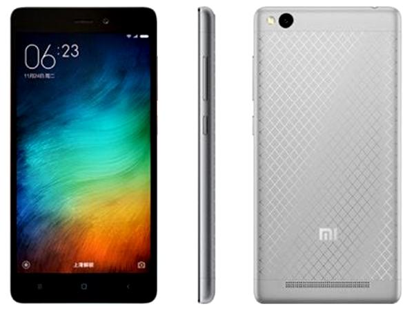 Xiaomi Redmi 3 4G