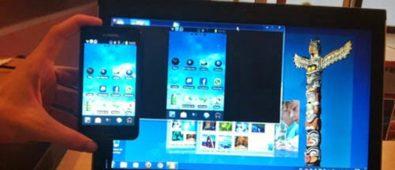 cara menampilkan layar android di pc dengan wifi