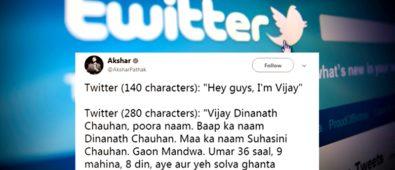 Batas 280 Karakter Twitter, Akhirnya Tersedia untuk Pengguna Umum