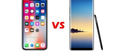 Perbandingan Kamera iPhone X vs Samsung Galaxy Note 8
