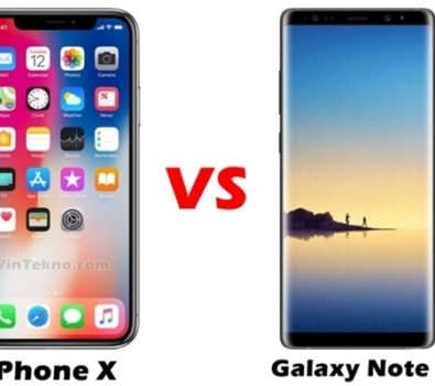 Perbandingan Kamera iPhone X vs Samsung Galaxy Note 8