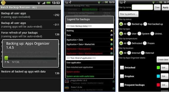 Android Backup - Aplikasi Backup Untuk Smartphone Android Gratis