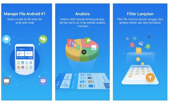 Aplikasi File Manager Untuk Android Terbaik - Aplikasi File Manager Untuk Android Terbaik