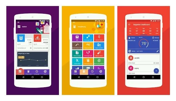 Aplikasi Kesehatan Android - Aplikasi Kesehatan Android Paling Populer